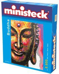 Ministeck - Budha – 8600st - Mozaïek steentjes