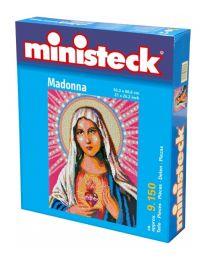 Ministeck - Madonna – 9150st - Mozaïek steentjes