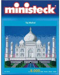 Ministeck - Taj Mahal – 8000st - Mozaïek steentjes