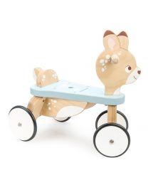 Le Toy Van - Loopfiets hert - Hout