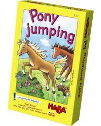 Haba - Pony Jumping - Gezelschapsspel