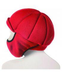 Ribcap - Palmer Red Medium - 56-58cm