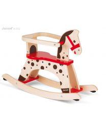 Janod - Caramel - Houten schommelpaard