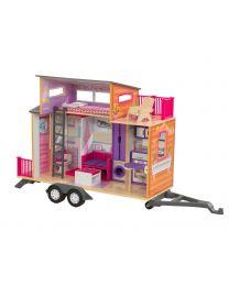 Kidkraft - Teeny House - Poppenhuis