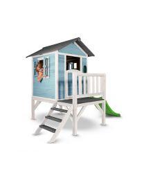 Sunny - Lodge XL V2 - Houten speelhuisje