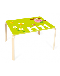 Scratch - Kindertafel Koe