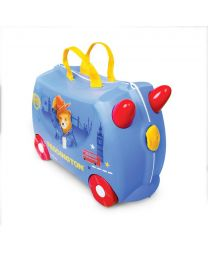Trunki - Beertje Paddington - Ride-on en reiskoffer - Blauw