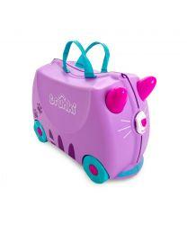 Trunki - Cassie Kat - Ride-on en reiskoffer - Roze