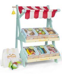 Le Toy Van - Honeybee Markt - Houten kinderkeuken