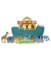 Le Toy Van - De grote ark - Houten speelset