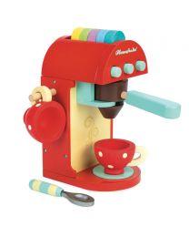 Le Toy Van - Koffiemachine - Hout