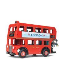 Le Toy Van - Londen bus - Houten speelset