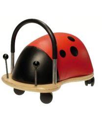 Wheelybug - Lieveheersbeestje Klein (1 - 3 jaar) - Loopauto