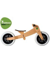 Wishbone Bike - 2-in-1 Original - Houten loopfiets
