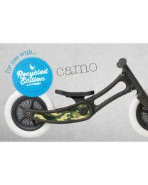 Wishbone Bike - Re-Bike Sticker - Camo