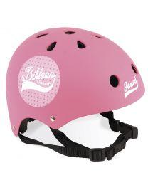 """Janod - Roze fietshelm """"Bikloon"""""""