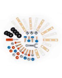 Janod - Knutselton BricoKids - small 50 onderdelen