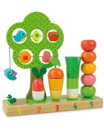 Vilac - Ik leer groentes tellen