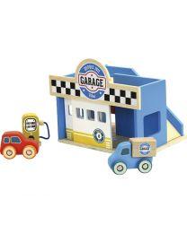 Vilac - Vilacity little garage